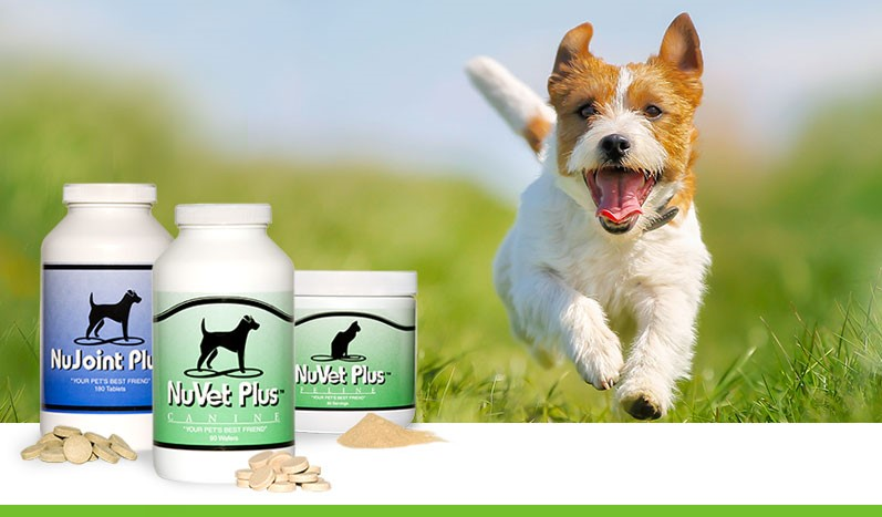 Nu Vet Daily Supplements
