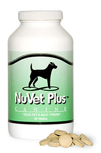NuVet Plus Wafers